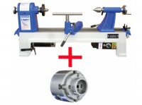 Charnwood 1420V Lathe & Nexus3 Chuck (Package Deal)