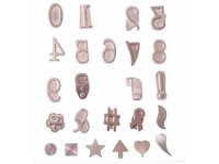 Number & Symbol Stamp Set For Antex Pyromaster
